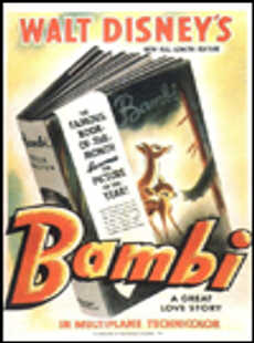 Bambi (1942) in english with english subtitles
