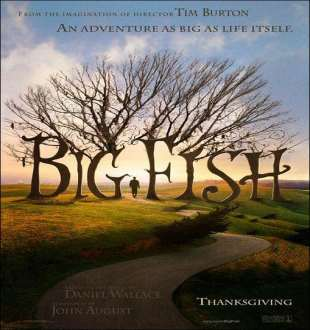 Big Fish (2003) in english with english subtitles