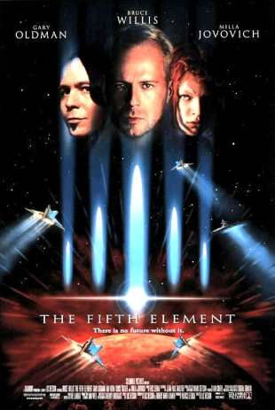 The Fifth Element (Le cinquième élément) (1997)