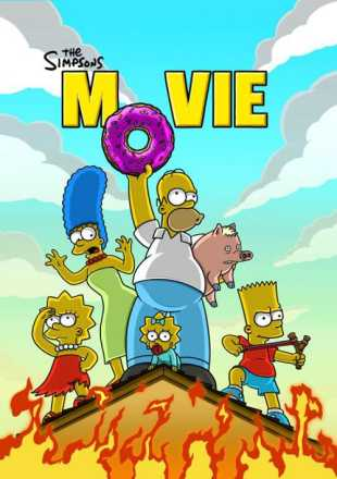 The Simpsons: The Movie (2012) in english with english subtitles