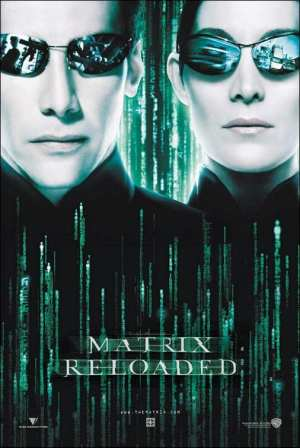 The Matrix Reloaded (2003) in english with english subtitles