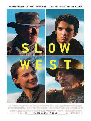 Slow West (2015) in english with english subtitles