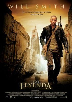 I Am Legend (2007) in english with english subtitles