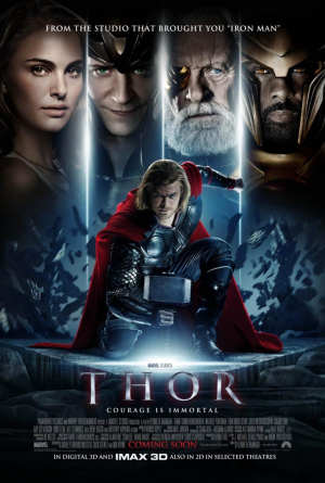 Thor-2011 in english with english subtitles