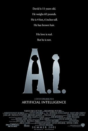 A.I. Inteligencia Artificial (2001)