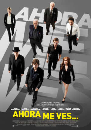 Now You See Me (2013) in english with english subtitles