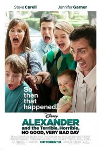 Alexander y el dí­a terrible, horrible, espantoso, horroroso (2014)