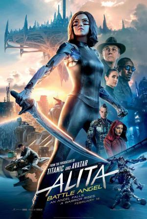 Alita: Ángel de combate (2019)