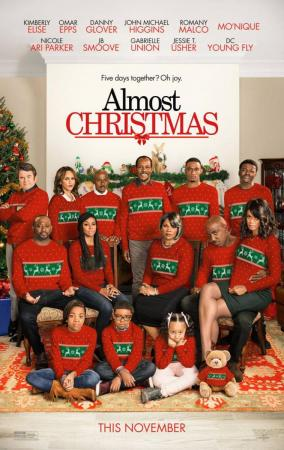 Almost Christmas (2016) - Película Online