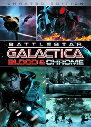 Battlestar Galactica: Sangre y metal (TV) (2012)