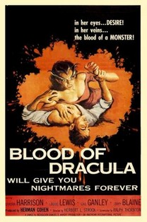 Blood of Dracula (1957) - Película Online