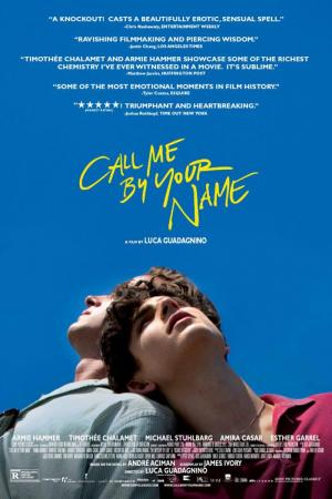 Call Me by Your Name (2017) - Película Online