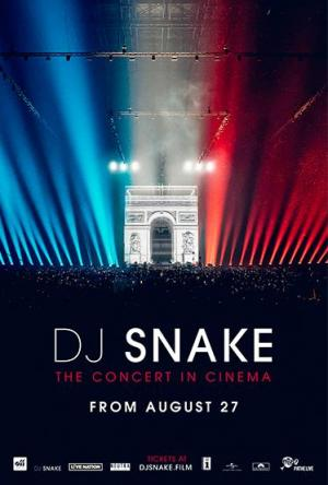 DJ Snake: The Concert in Cinema (2020) - Película
