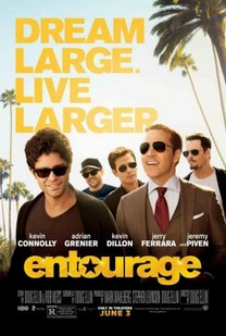 Entourage (2015) in english with english subtitles