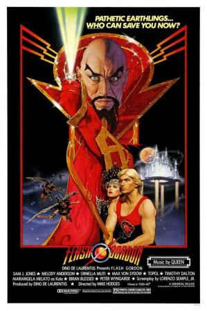 Flash Gordon (1980) - Película