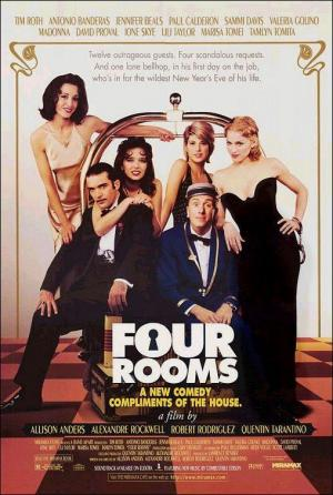 Four Rooms (1995) - Película Online