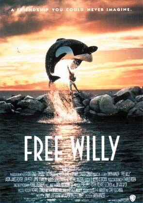 Liberad a Willy (1993)