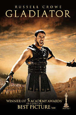 Gladiator (2000) in english with english subtitles