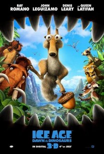 Ice Age: Dawn of the Dinosaurs (Ice Age 3) (2009) in english with english subtitles