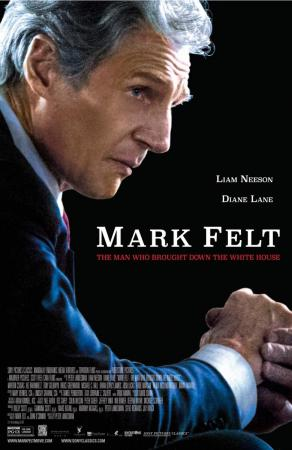 Mark Felt. El informante (2017)