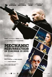 Mechanic: Resurrection (2016) - Película