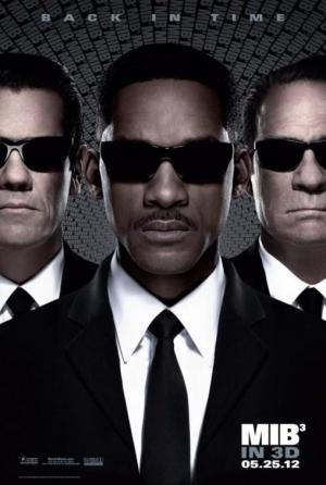 Men In Black 3 (Hombres de negro III) (2012)