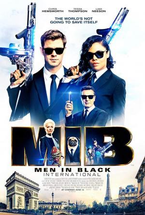 Men in black: Internacional (2019)