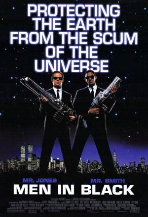 Men in Black (Hombres de negro) (1997) in english with english subtitles