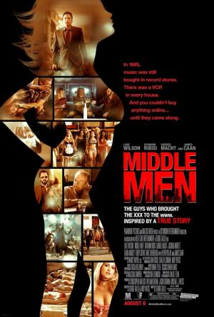 Middle Men (2009) - Película