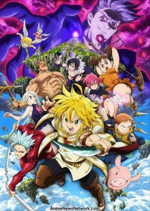 The Seven Deadly Sins the Movie: Prisoners of the Sky (2018) - Película Online