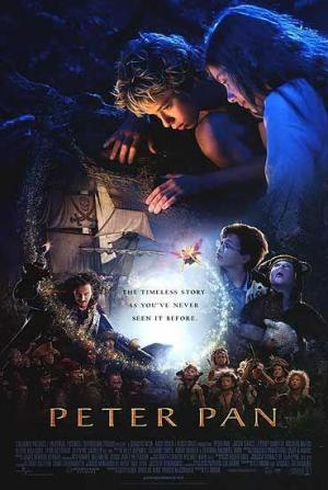 Peter Pan (2003) in english with english subtitles