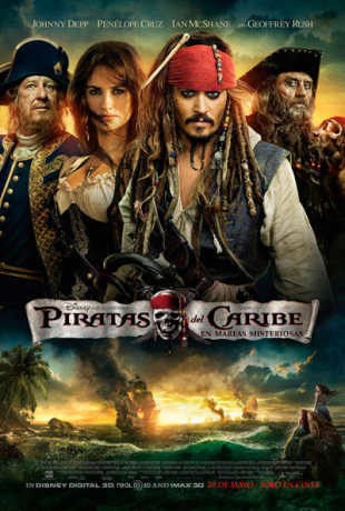 Pirates of the Caribbean: On Stranger Tides (2011) in english with english subtitles