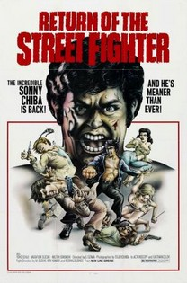 Return of the Street Fighter (1974) - Película Online