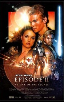 Star Wars. Episode II: Attack of the Clones (2002) in english with english subtitles