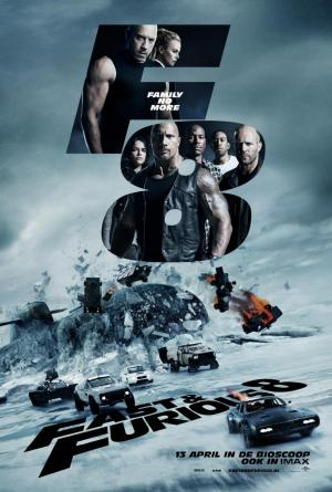 Fast & Furious 8 (A todo gas 8) (2017)