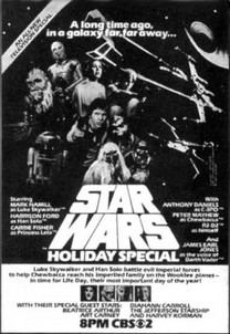 El especial navideño de la Guerra de las Galaxias (The Star Wars Holiday Special) (TV) (1978)