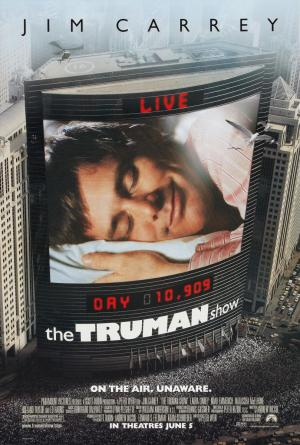 The Truman Show (1998) in english with english subtitles