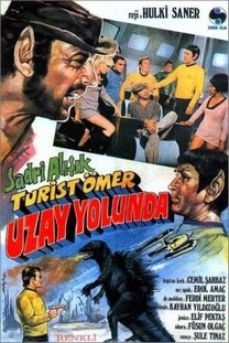 Turist í–mer Uzay Yolunda (Turkish Star Trek) (1973)