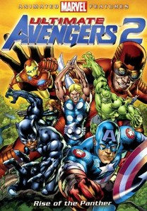 Vengadores 2 (Ultimate Avengers 2: Rise of the Panther) (2006)