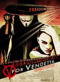 V for Vendetta (2006) in english with english subtitles