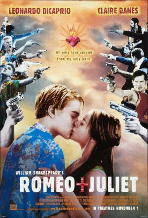 Romeo + Julieta de William Shakespeare (1996)